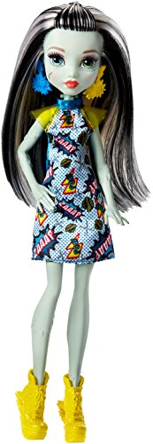 Monster High FJJ15 Basis Puppe Frankie