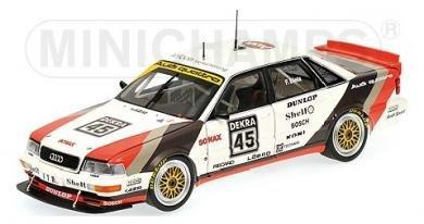 ミニチャンプス 1/18 アウディ V8 1991 MINICHAMPS AUDI V8 TEAM AZR FRANK BIELA DTM #45