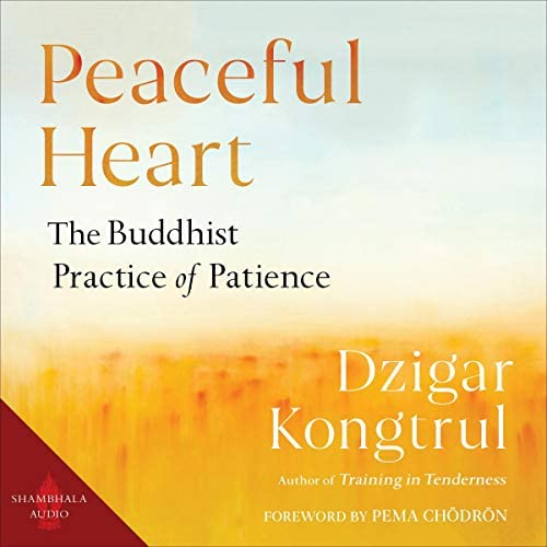 Peaceful Heart The Buddhist Practice of Patience product image