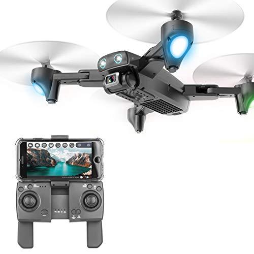 LMIITAM SG167 2.4G GPS Drohne mit 4K Kamera HD, Falten Positionierung Automatische Rückgabe Quadcopter