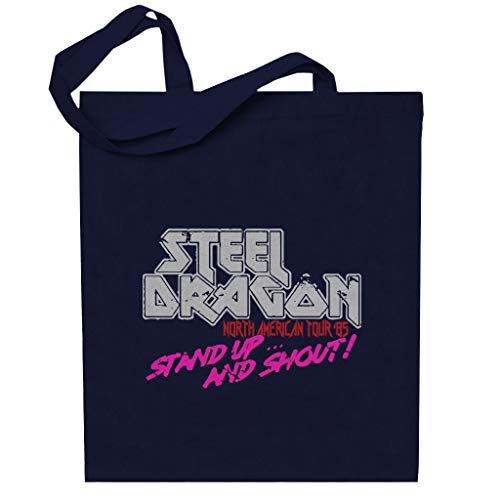Steel Dragon North American Tour Rock Star Totebag