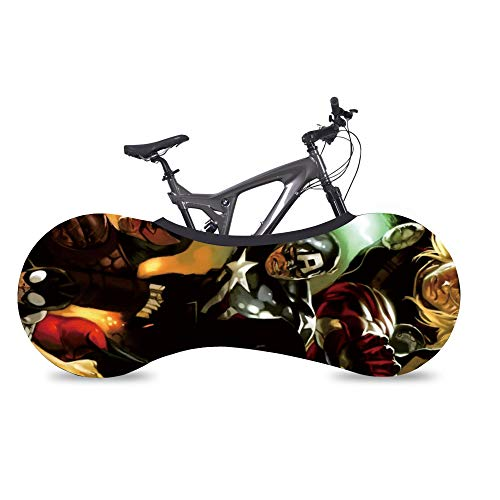 Bike Wheel Cover Dust-Proof Bicycle Wheel Protector Universal Scratch-Proof Bicycle Cover