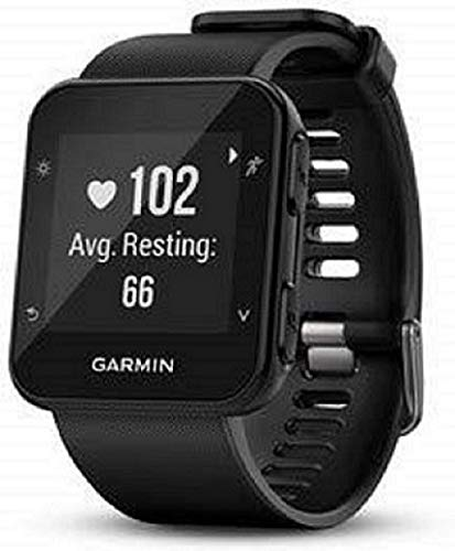 Garmin Forerunner 35 GPS Running Watch with Wrist-Based Heart Rate and...