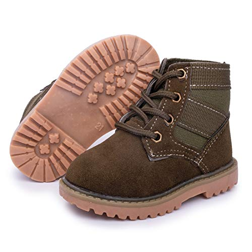 Infant Boy Military Boots