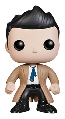 Funko- Supernatural-Castiel Figurina, Multicolore, 3786