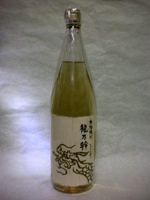 研醸『長期熟成焼酎 龍乃幹』