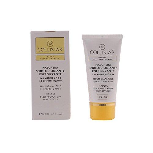 Sebum-Balancing Energizing Mask Oil-free by COLLISTAR