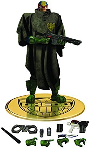 Mezco Toys One-12 Collective  Judge Drotd  The Cursed Earth  Action Figure by Mezco