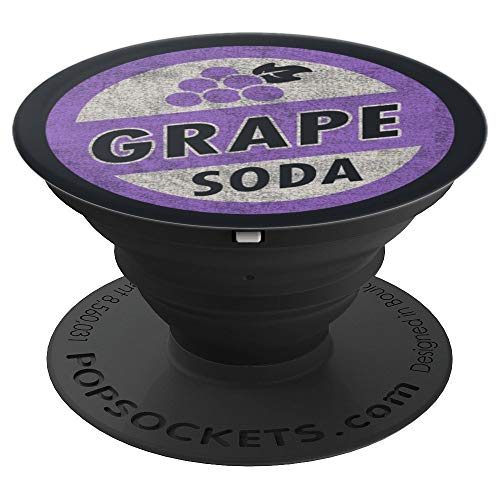 Disney Pixar Up Grape Soda Bottle Cap Pin PopSockets Grip and Stand for Phones and Tablets