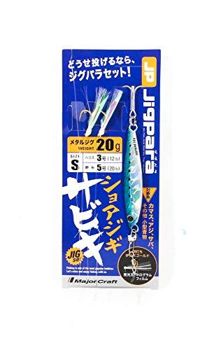 メジャークラフト メタルジグ ショアジギさびきジグ入りセット SABIKI-S-SET S-SET