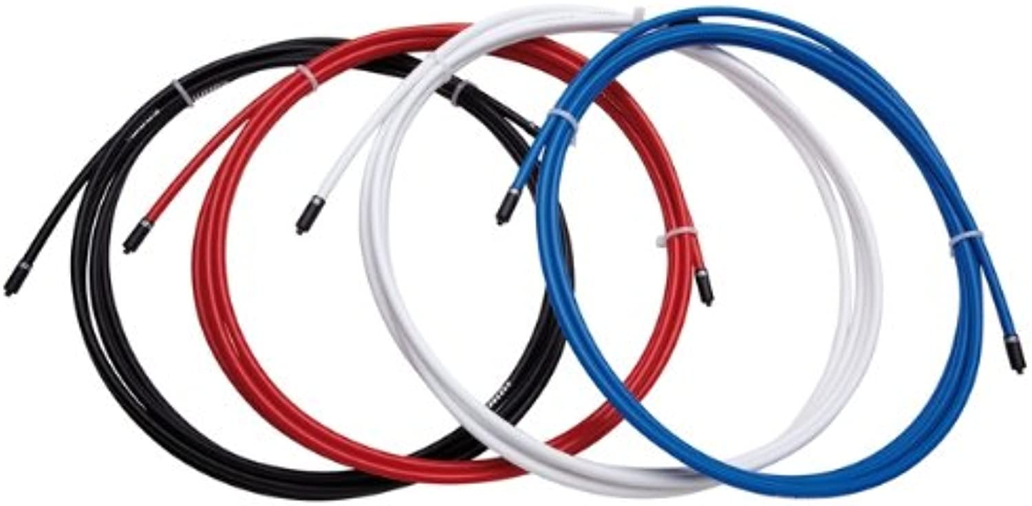 SRAM Slickwire Shift Bike Cable Kit 4mm 1.2mm Coated White