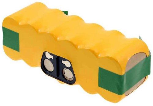Batteria ricaricabile per aspirapolvere iRobot Roomba 500 Serie 4500mAh, 14,4V, NiMH