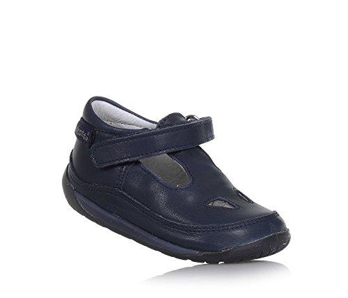 Falcotto Blauer Schuh Aus Leder, Ideal Zum Laufen Lernen und Zum Krabbeln, auf der Zunge und Hinten Ein Logo, Baby Jungen-18