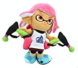 Little Buddy 1660 Splatoon 2 Series Inkling Girl Neon Pink 9.5' Plush
