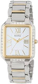 (シチズン) Citizen (Display Models) レディース アクセサリー 腕時計 Citizen Eco-Drive Ciena Diamond Ladies Watch EM0194-51A 並行輸入品