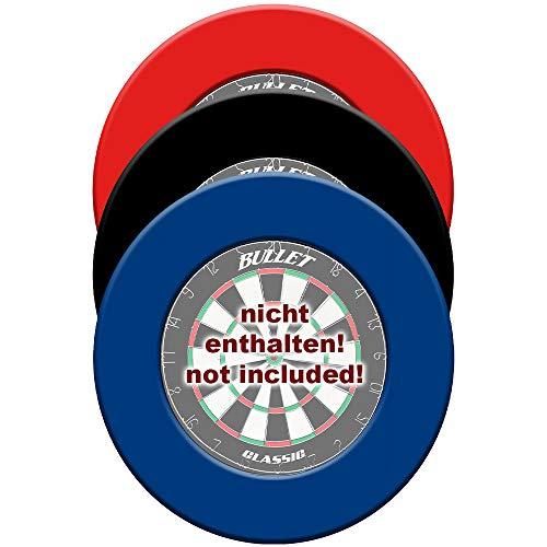 BULLET-Darts Surround Ring für alle gänigen Dartscheiben - Ø68cm - Blau
