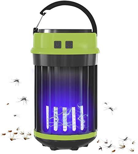 LVYE1 MRMF Lampada Anti-Zanzara Bug Zapper, Trappola Elettrica per Insetti Killer Zapper per Insetti Zapper UV Lampada per Insetti Killer per Cucina Domestica Uso Interno