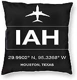 International Airport Poster IAH George Bush Houston