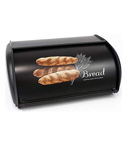 Broodmand Privilege Metaal Zwart