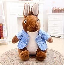 MANGMOC 40Cm Plush Toy Cute Rabbit Doll Mashimaro Toy Kids Toy I Gift for Girls Brinque Holiday Must Haves Gift Box Toddler Favourite 4T Superhero Children Immaginaton World