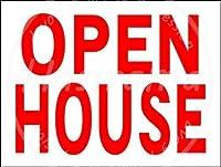 「OPEN HOUSE」 ティンメタルサインクリエイティブ産業クラブレトロヴィンテージ金属壁装飾理髪店コーヒーショップ産業スタイル装飾誕生日ギフト