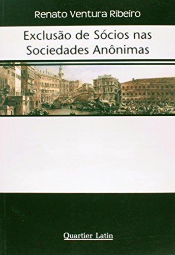 Exclusão de Sócios nas Sociedades Anônimas