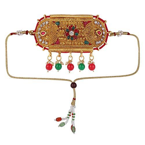 Efulgenz Indian Bollywood Vintage Ethnic Armlet Armband Upper Arm Bangle Bracelet Bridal Jewellery