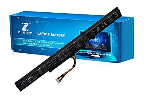 ZJS A41-X550E Batterie pour ASUS A450J A450JF X450J X450JF K550E K550DP K550d X550e X550z X550za X751m X750j X750ja [15V / 2950mAh] (A41-X550E-New)