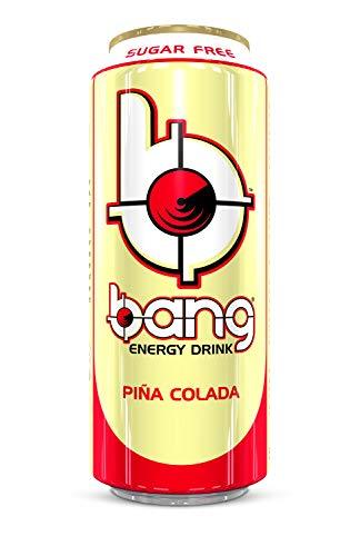 Bang (VPX) Energy RTD x 12, Pina Colada, 500ml