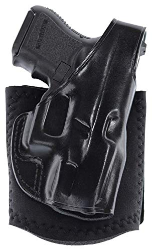 Galco Ankle Glove Holster fits Glock 42 Black AG600B