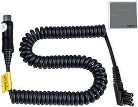 Fomito Godox PB CX PB960 PB820 Lithium Battery Pack Power Cable for Canon 600EX, 580EX II, 580EX, 430EZ, 540EZ, 550EX Flash Speedlite