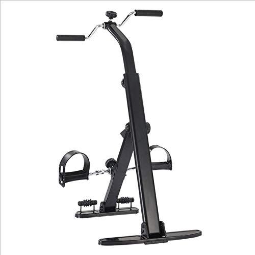 ZXFF Máquina De Rehabilitación del Ejercicio del Pedal, Rehabilitación De La Extremidad Superior E Inferior De La Rotura De La Bicicleta Hemiplegia De La Rehabilitación