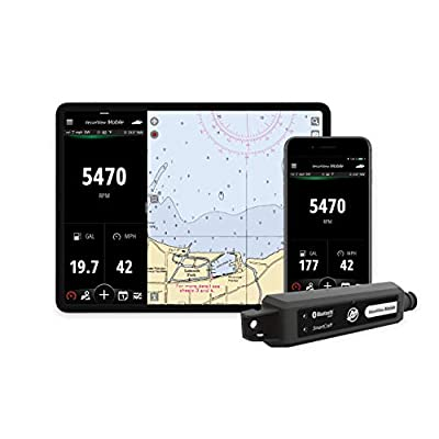 Mercury VesselView Mobile - Connected Boat Engine System for iOS and Android Devices from Mercury