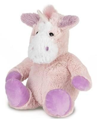 Unicorn - WARMIES Cozy Plush Heatable Lavender Scented Stuffed Animal