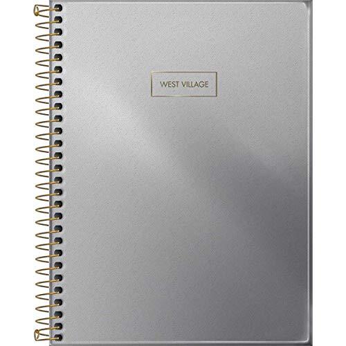 Caderno de 10 Matérias Capa Dura, Pacote com 4 Cadernos, 160 Folhas, Cores Sortidas, Tilibra, Modelo 23.559