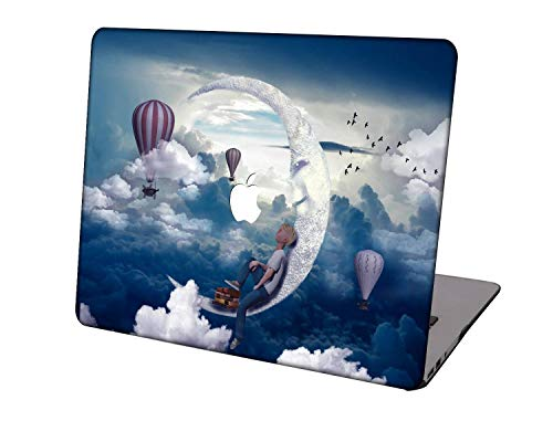 Laptop Case for MacBook Air 13 inch Model A1369/A466,Neo-wows Plastic Ultra Slim Light Hard Shell Cover Compatible MacBook Air 13 Inch No Touch ID,Galaxy 7_1