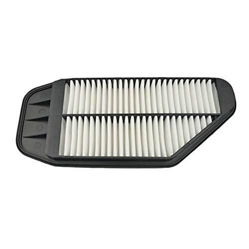 SAXTZDS Filtro de Aire del Motor del Coche, Apto para Chevrolet Spark 1.0L 2010 2011 2012 2013 2014 2015 2016 2017 2018 2019
