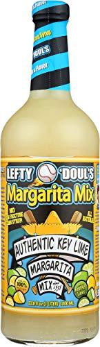 LEFTY O DOULS Key Lime Margarita Mix, 33.8 FZ