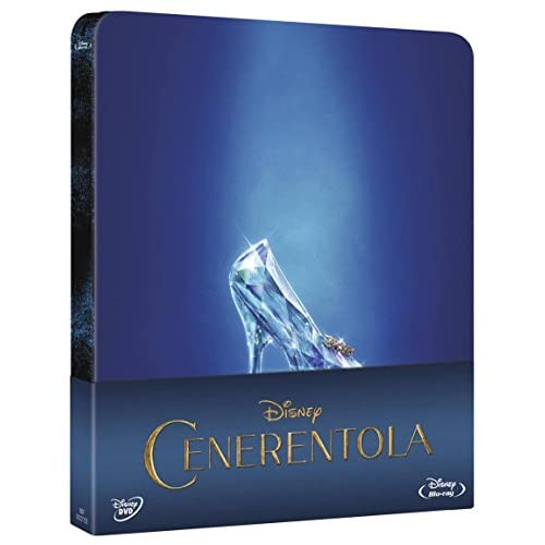 Cenerentola - Steelbook (Cofanetto DVD + Blu-ray)