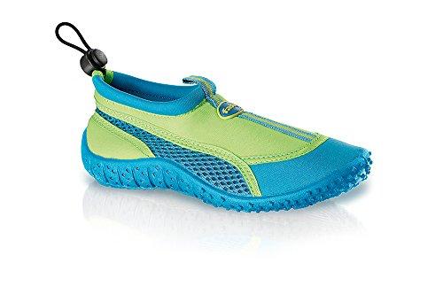 Fashy - Zapatillas de deporte y natación para niños, de...