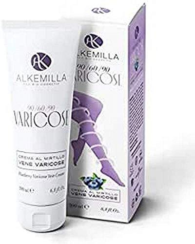 Crema al Mirtillo Vene Varicose 90/60/90 200ml - Alkemilla