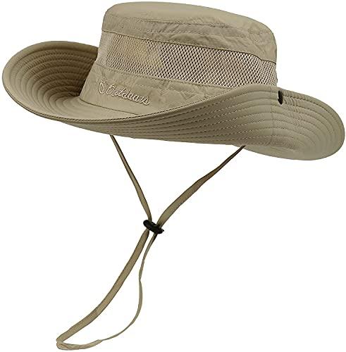 Century Star Sun Hats for Men Wide Brim Hat Women Beach...