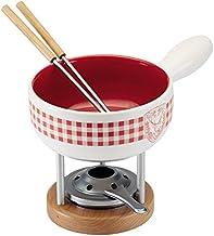 KUHN RIKON Karo Hirsch Mini - Accesorio de Cocina (Rojo, Plata, Color Blanco, Madera)
