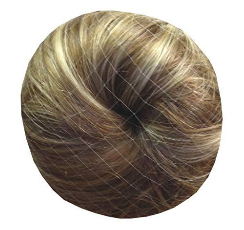 Lot de filets à cheveux légers, taille standard 50,8 cm, maille 10 mm avec ouverture 1/4\