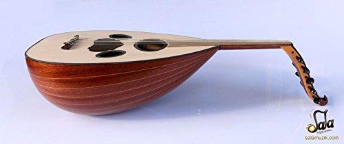 Syrische Qualität Handmade Mahagoni String Instrument Oud UD aso-101m