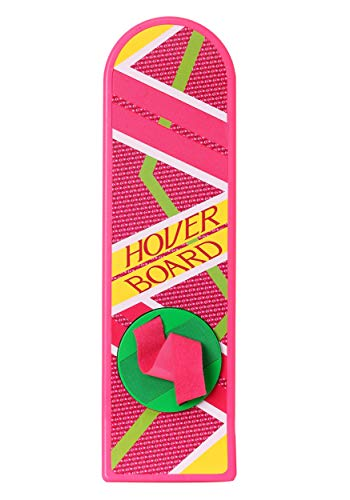 Fun Costumes Officially Licensed Back to The Future 1:1 Scale Hoverboard Standard Pink