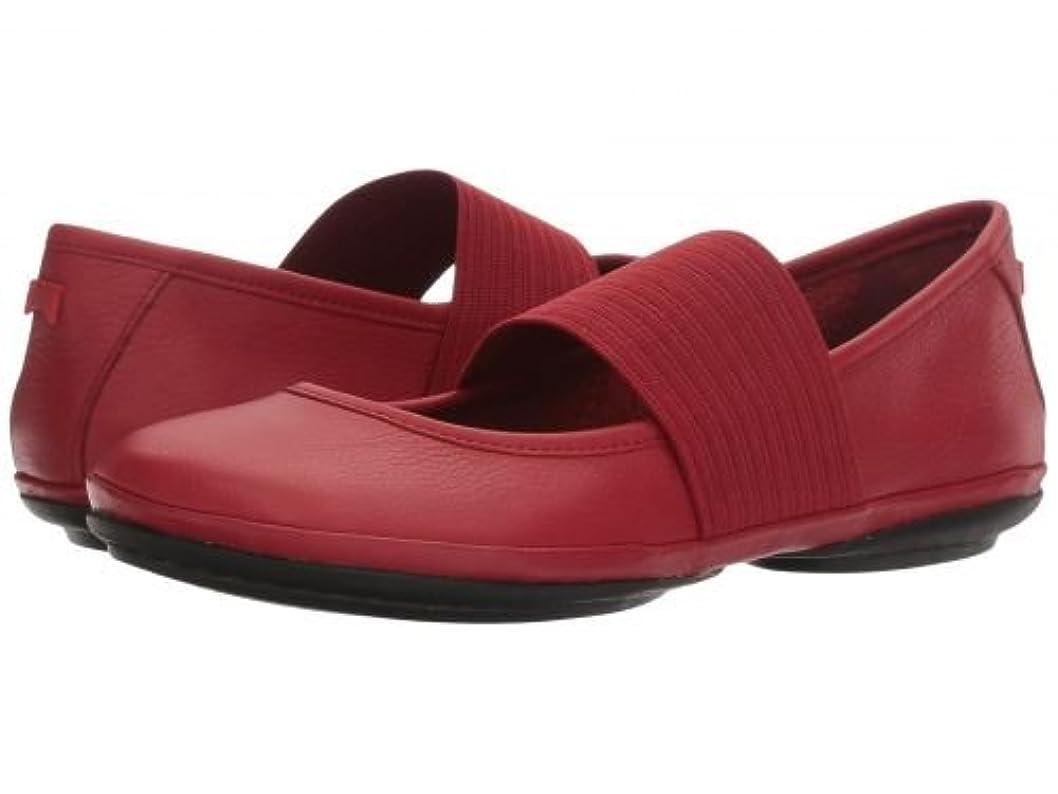 揃えるコート[カンペール] レディース 女性用 シューズ 靴 フラット Right Nina - 21595 - Medium Red 1 [並行輸入品]