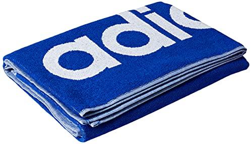 adidas Towel L Toalla de Playa, Unisex Adulto, Team Royal Blue, NS