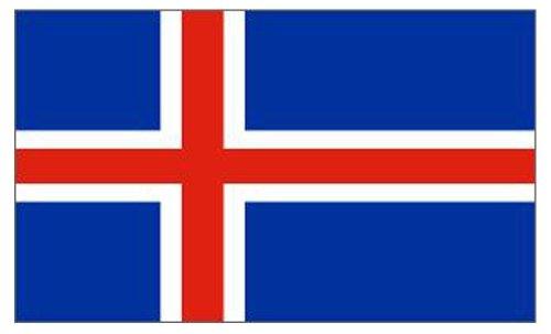 Set van 12 IJslandse 4