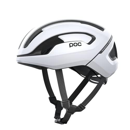 POC Omne Air Spin, Helmet Unisex – Adulto, Hydrogen White, S / 50 - 56 cm